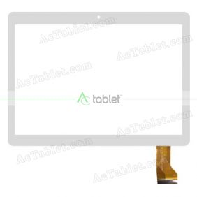 HSCTP-414(M960)-10.1-B Digitizer Glass Touch Screen Replacement for 10.1 Inch MID Tablet PC
