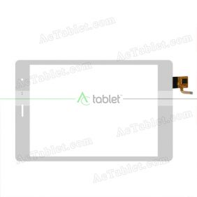 078049-01A-V1 Digitizer Glass Touch Screen Replacement for 7.9 Inch MID Tablet PC