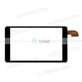 FPC-80A36-V02 Digitizer Glass Touch Screen Replacement for 8 Inch MID Tablet PC