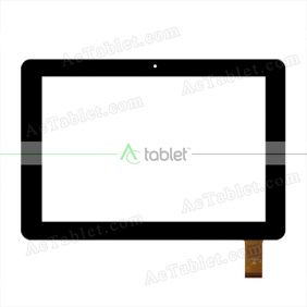 FPC-FC80S222-02 Digitizer Glass Touch Screen Replacement for 8 Inch MID Tablet PC