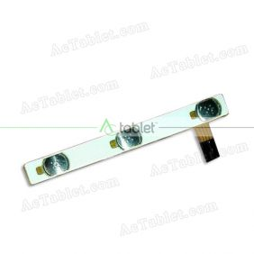 Replacement Switch On Off Power and Volume FPC Board for Jumper EZpad 4S Pro Quad Core Tablet PC