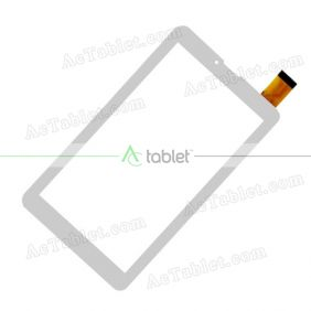 OPD-TPC362 FPC Digitizer Glass Touch Screen Replacement for 7 Inch MID Tablet PC