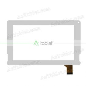 OLM-1816-Ver.2 Digitizer Glass Touch Screen Replacement for 7 Inch MID Tablet PC