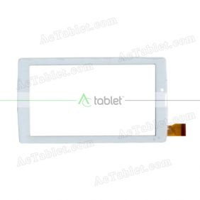 SQ-PG1015-FPC-A0 Digitizer Glass Touch Screen Replacement for 7 Inch MID Tablet PC