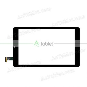 FPC-CTP-0800-052-1 Digitizer Glass Touch Screen Replacement for 8 Inch MID Tablet PC