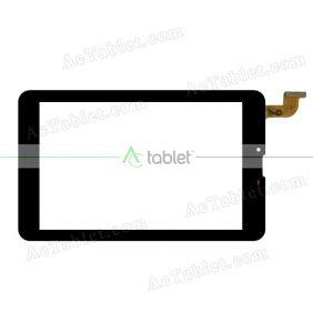 FPC-FC70S912-00 Digitizer Glass Touch Screen Replacement for 7 Inch MID Tablet PC