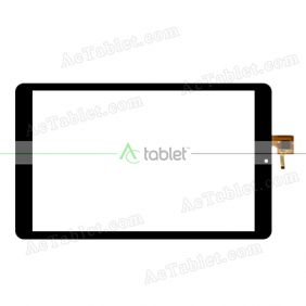 LWGB10100120 Digitizer Glass Touch Screen Replacement for 10.1 Inch MID Tablet PC