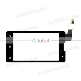 KP-TOUCH300-V4402C-A00 Digitizer Glass Touch Screen Replacement for Android Phone