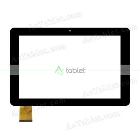 TOPSUN_FO114(COB)_A1 Digitizer Glass Touch Screen Replacement for 10.1 Inch MID Tablet PC