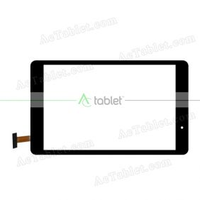 MT70831-V1 Digitizer Glass Touch Screen Replacement for 8 Inch MID Tablet PC