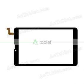 SQ-PG1052-FPC-A0 Digitizer Glass Touch Screen Replacement for 8 Inch MID Tablet PC