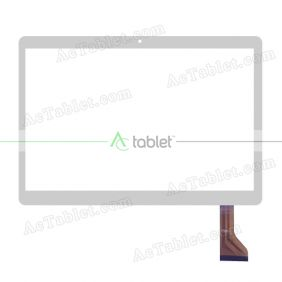 MGLCTP-90993 Digitizer Glass Touch Screen Replacement for 9.6 Inch MID Tablet PC