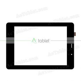 F0624 KDX Digitizer Glass Touch Screen Replacement for 8 Inch MID Tablet PC