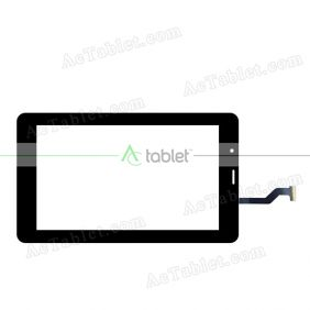 FPC-FC70S629-01 Digitizer Glass Touch Screen Replacement for 7 Inch MID Tablet PC