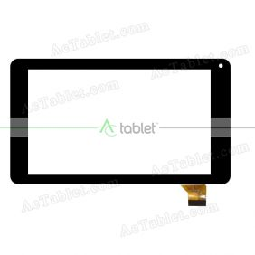 CZY6928A01 Digitizer Glass Touch Screen Replacement for 7 Inch MID Tablet PC
