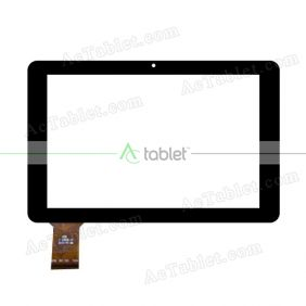 E-C9018-01 Digitizer Glass Touch Screen Replacement for 9 Inch MID Tablet PC