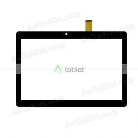 Digitizer Touch Screen Replacement for CTRONIQ SNOOK C11 MTK8321 Quad Core 10.1 Inch Tablet PC