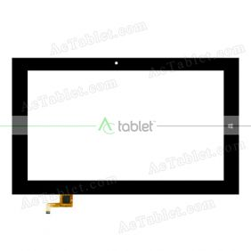 Touch Screen Replacement for Teclast X2 Pro Intel Core M-5Y10C Windows 11.6 Inch Tablet PC