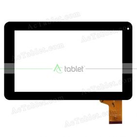 Replacement Touch Screen for eSTAR MID9054 ZOOM HD QUAD CORE 9 Inch Tablet PC
