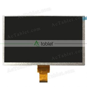 LCD Display Screen Replacement for Leotec L-Pad Meteor DCX LETAB917 9 Inch Tablet
