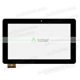 Replacement Touch Screen for eSTAR GRAND HD MID1158 Quad Core 10.1 Inch Tablet PC