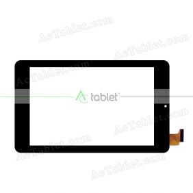 Digitizer Touch Screen Replacement for Fusion5 774 7 Inch Quad Core Tablet PC