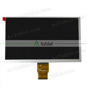 Replacement G09050AB50A2 LCD Screen for 9 Inch Tablet PC