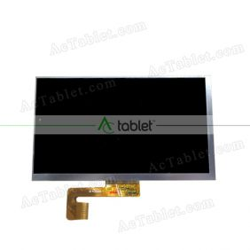 Replacement 31400601551 LCD Screen for 9 Inch Tablet PC