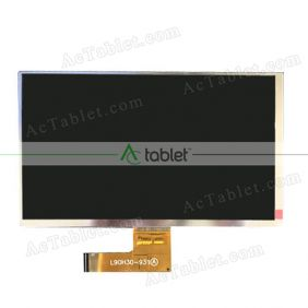 Replacement L900H30-02-V1 LCD Screen for 9 Inch Tablet PC