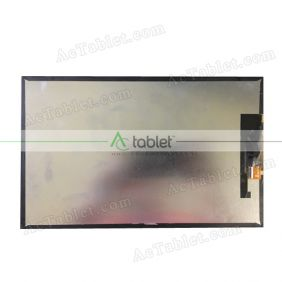 Replacement AL0993B LCD Screen for 10.1 Inch Tablet PC