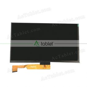 Replacement MF1011683002A LCD Screen for 10.1 Inch Tablet PC