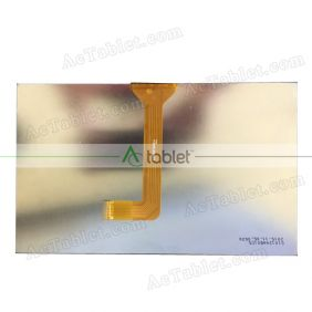 Replacement G101ABA750A0 LCD Screen for 10.1 Inch Tablet PC