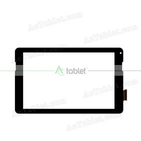 Digitizer Touch Screen Replacement for Stream STR-9.6-Tablet MT8127 Quad Core 9.6 Inch Tablet PC