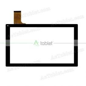 Replacement Touch Screen for Simbans Valumax 10 Inch Quad Core 10.1 Tablet PC