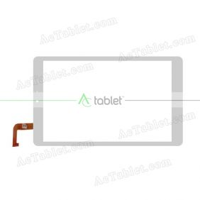 Digitizer Glass Touch Screen Replacement for Kurio C15200 8.9 Inch Smart 9 Windows Kids Tablet PC