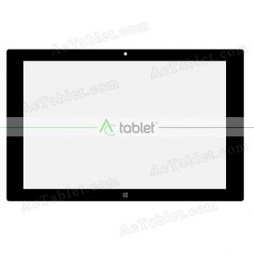 Digitizer Touch Screen Replacement for Digital2 D2-1015W 10.1 Inch Z3735 Quad Core Windows Tablet PC