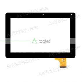 FPC-FC101S347-00 Digitizer Glass Touch Screen Replacement for 10.1 Inch MID Tablet PC
