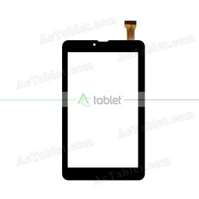 FX136-V1.0 Digitizer Glass Touch Screen Replacement for 7 Inch MID Tablet PC