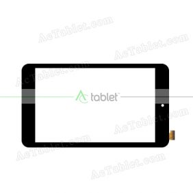 PB80JG2863 Digitizer Glass Touch Screen Replacement for 8 Inch MID Tablet PC