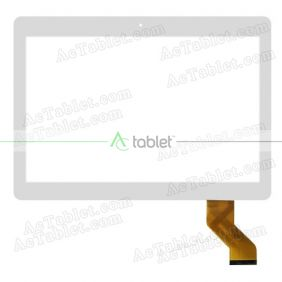 Replacement Touch Screen for ACEPAD A101 3G Quad Core 10.1 Inch Tablet PC