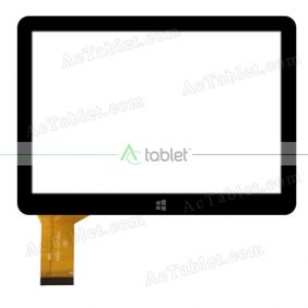 Digitizer Glass Touch Screen Replacement for PiPo X8 Z3736F Quad Core 7 Inch Windows Mini PC
