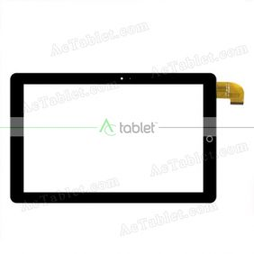Digitizer Touch Screen Replacement for Onda oBook20 SE OW109 10.1 Inch Windows Tablet PC