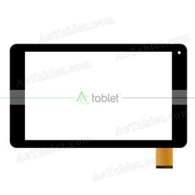Digitizer Touch Screen Replacement for i.onik L1002 MT8127 Quad Core 10.1 Inch Tablet PC