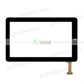 Digitizer Touch Screen Replacement for RCA Galileo Pro RCT6513W87DK MT8127 Quad Core Tablet PC