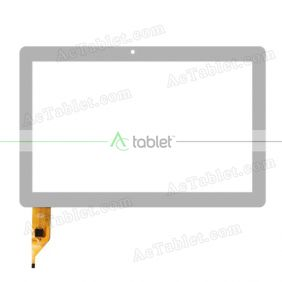 Digitizer Touch Screen Replacement for Cube iPlay10 U83 MT8163 Quad Core 10.6 Inch Tablet PC