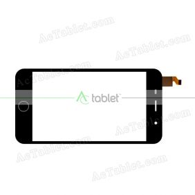 QX-047G010-F-01 Digitizer Glass Touch Screen Replacement for Android Phone