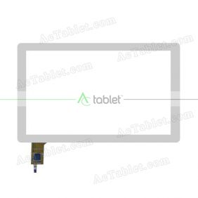 Digitizer Glass Touch Screen Replacement for Cube U18GT Quad Core ATM7029 7 Inch Tablet PC
