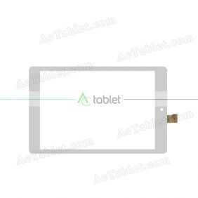 MGLCTP-801466-801243 Digitizer Glass Touch Screen Replacement for 8 Inch MID Tablet PC
