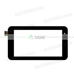 MGLCTP-115D Digitizer Glass Touch Screen Replacement for 7 Inch MID Tablet PC
