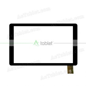 HK070PG3060B-V03 Digitizer Glass Touch Screen Replacement for 7 Inch MID Tablet PC